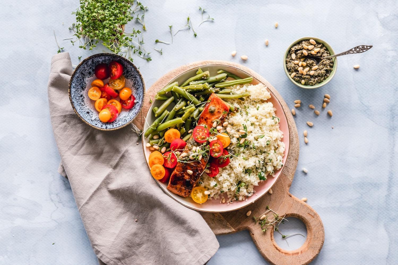 Programme Optimmuno sur l'alimentation saine et les apports nutritifs