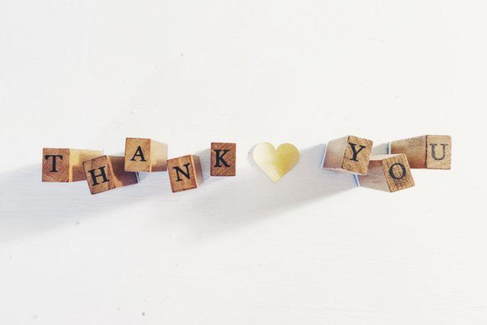 Conseils pour exprimer sa gratitude et être reconnaissant