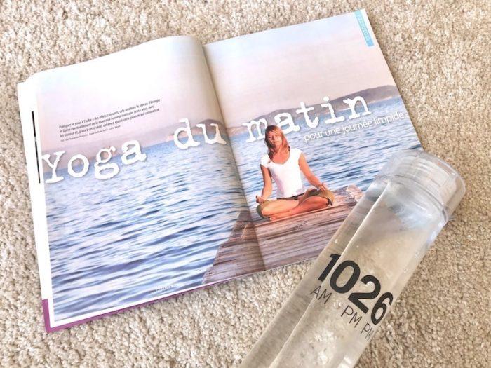 Routine yoga du matin